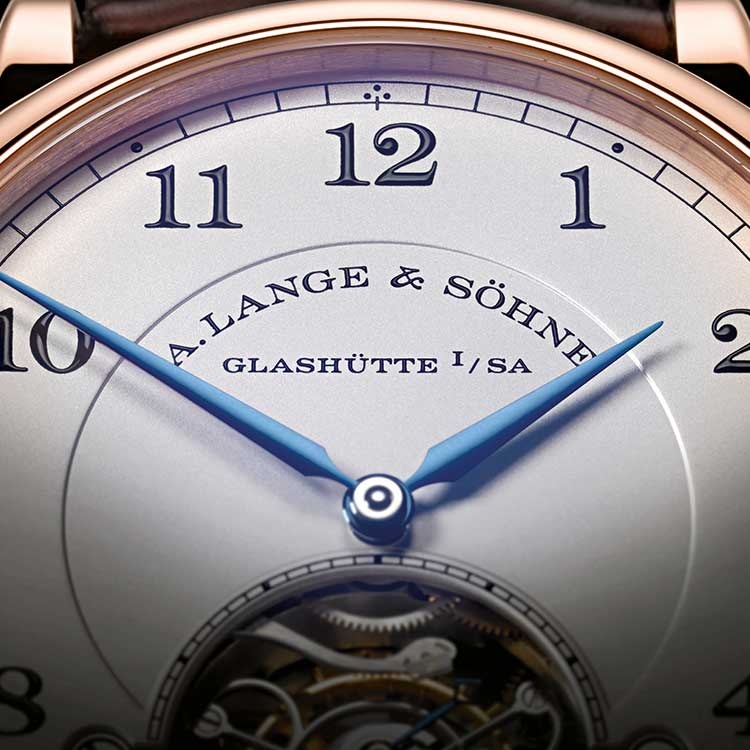 The 1815 TOURBILLON Pink Gold by A. Lange & Söhne