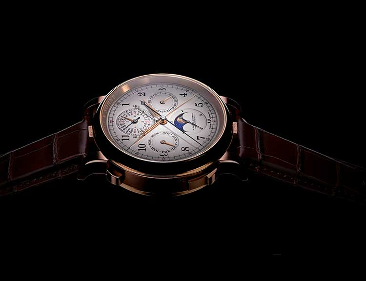 Image of the  GRAND COMPLICATION in pink gold