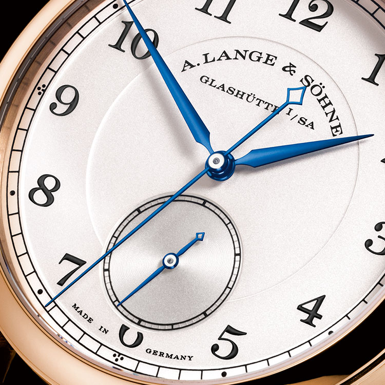 "1815 ""Homage to Walter Lange"" in Rotgold"