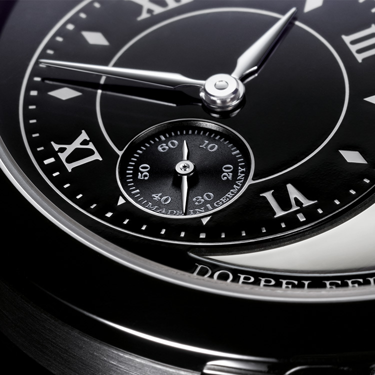 The LANGE 1 TOURBILLON HANDWERKSKUNST is a special limited edition of 20 watches.