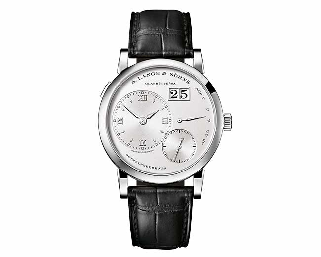 LANGE 1 in white gold