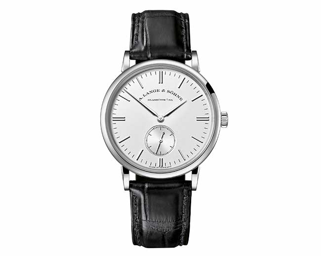 SAXONIA in white gold