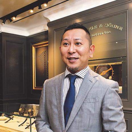 Boutique Manager – A. Lange & Söhne Boutique Ginza