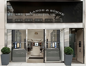 A. Lange & Söhne Boutique New York