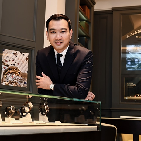 Boutique Manager – A. Lange & Söhne Boutique Singapore