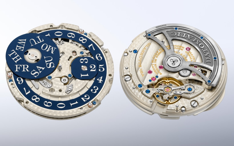 ODYSSEUS Calibre L155.1 Front and Back