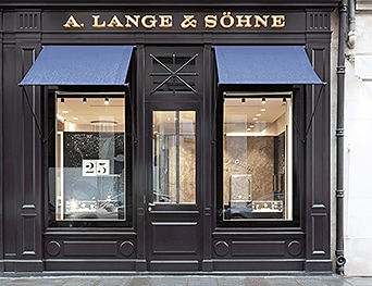 A. Lange & Söhne Boutique Paris