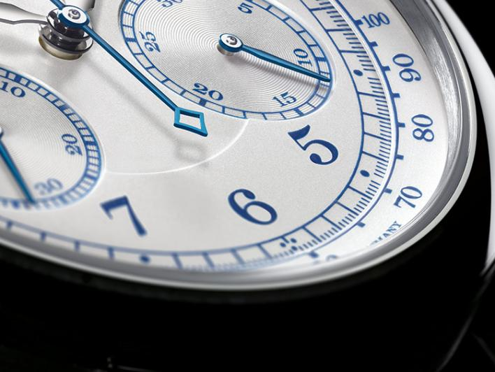 The 1815 CHRONOGRAPH BOUTIQUE EDITION with flyback function