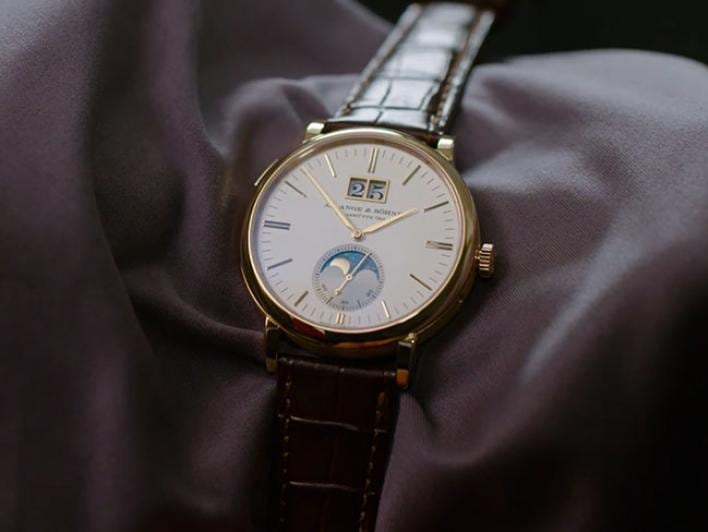 Interview with Wilhelm Schmid about the SAXONIA MOON PHASE